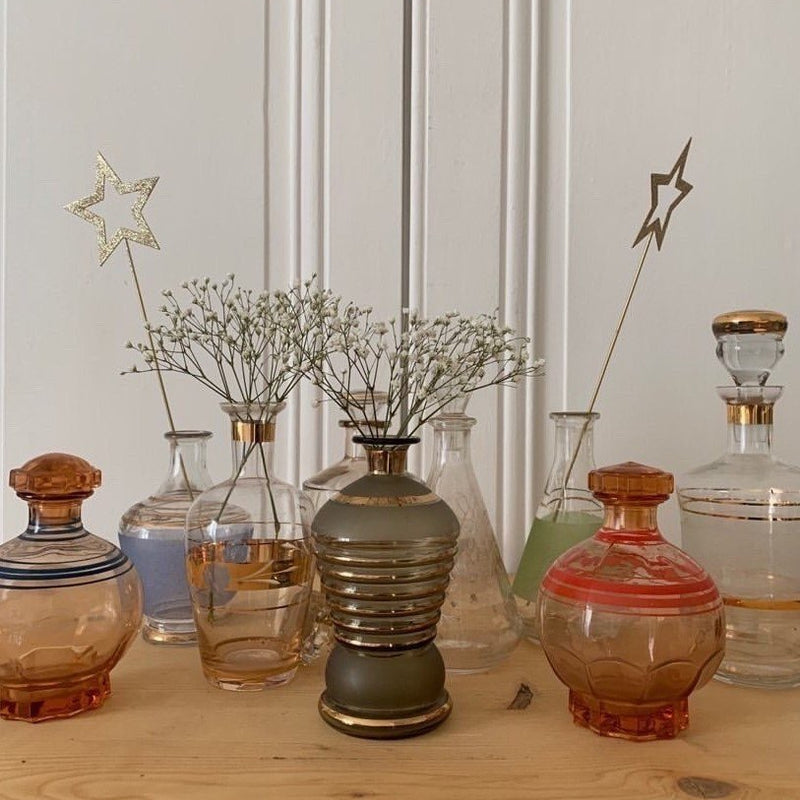Decorative Liquor Bottles