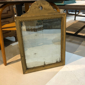 Louis XVI Mercury Mirror with Curved Top