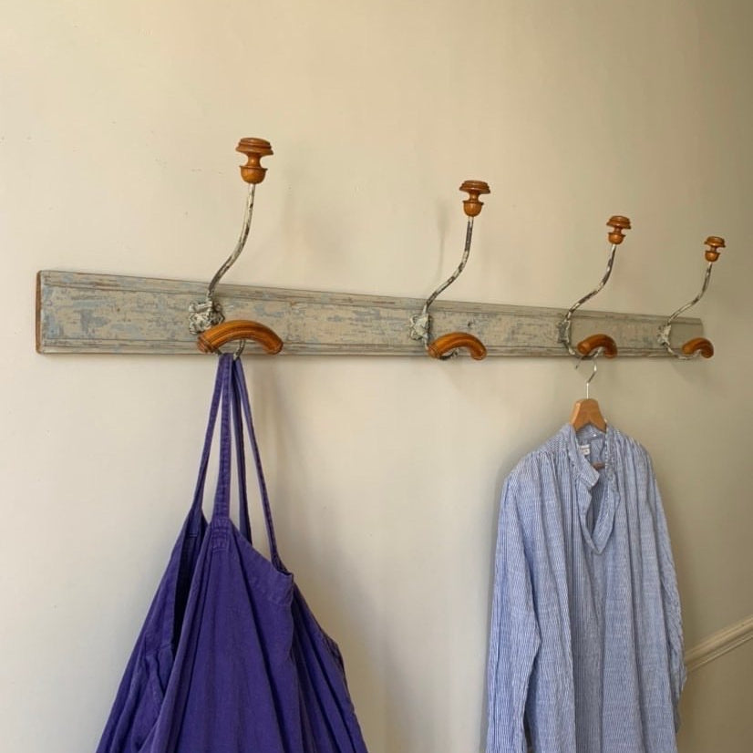 Coat Hook Rail