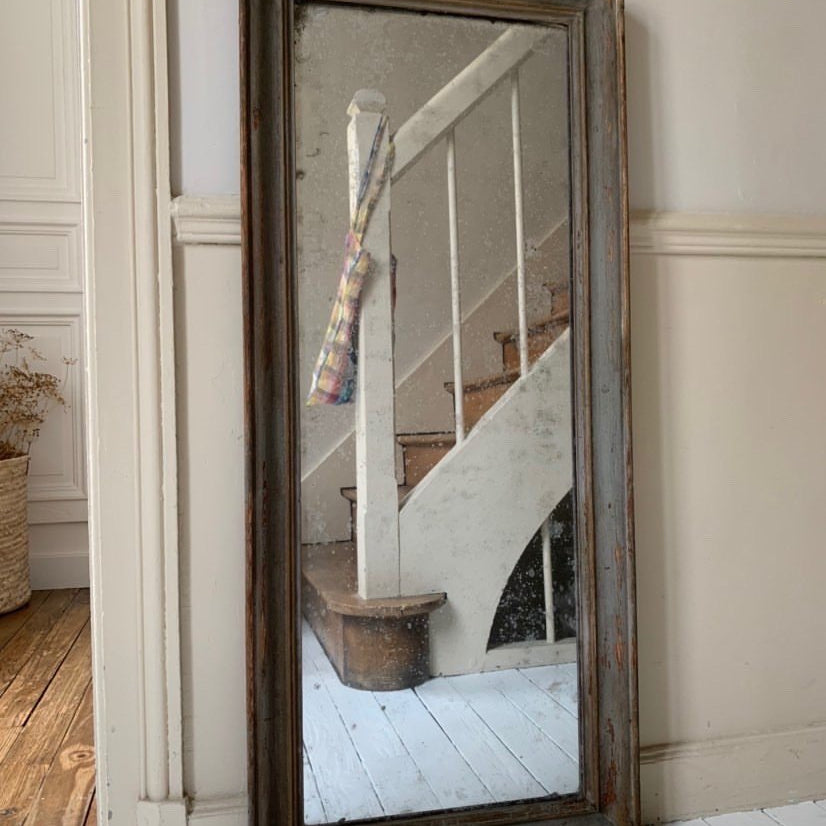 1830'S Mercury Mirror
