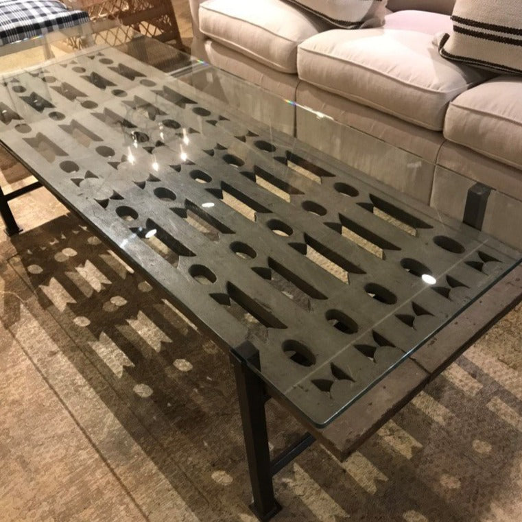 Pierced Coffee Table