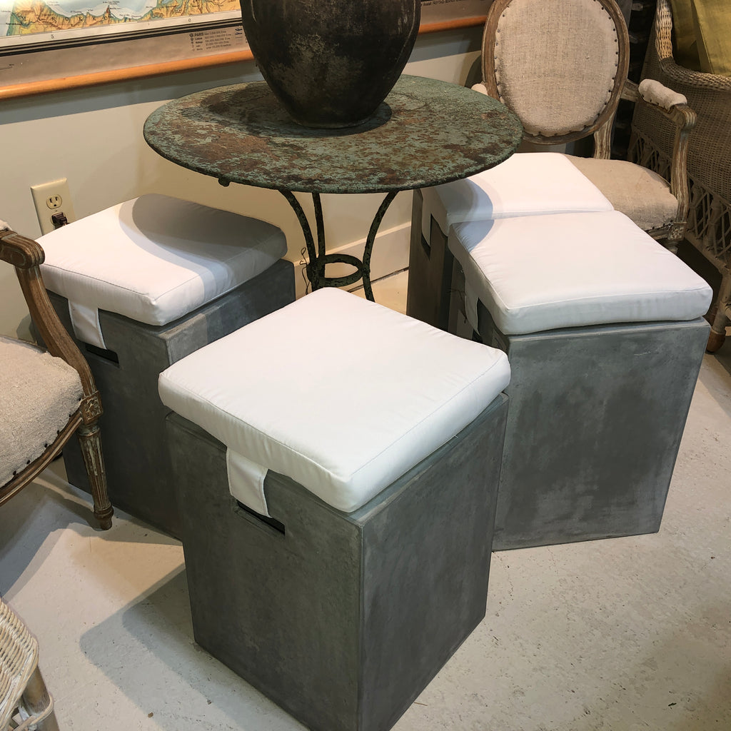 Urban Square Side Table