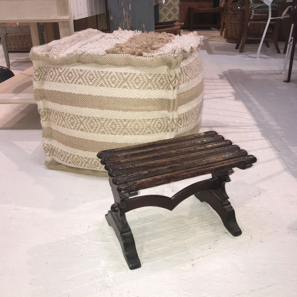 Petite English Stool