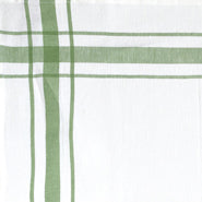 Camaret Tea Towel - Green