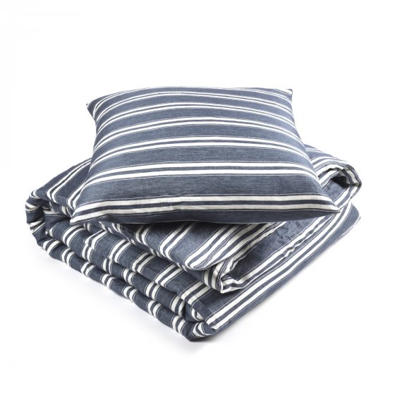 Folkestone Duvet cover Stripe Full / Queen