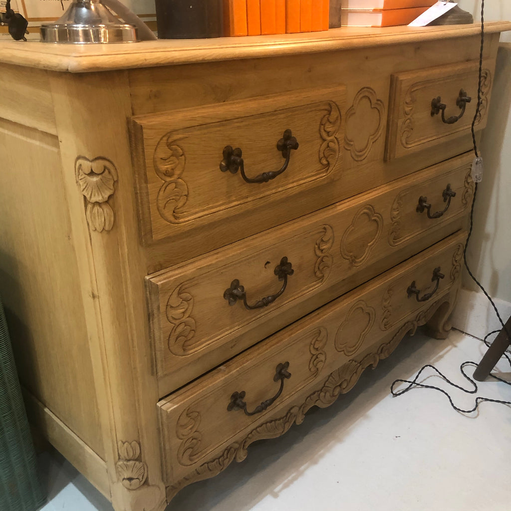 Chest with four drawers