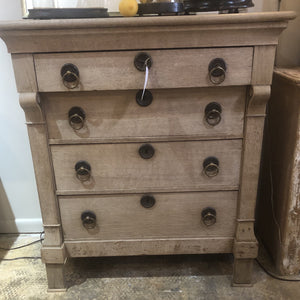 Bleached Dutch Chest