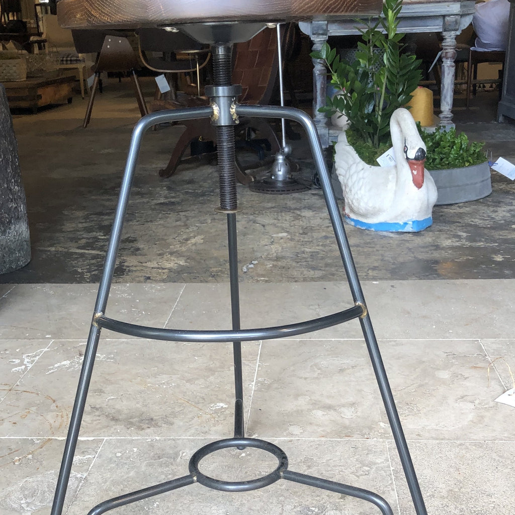 Adjustable Tripod Stool