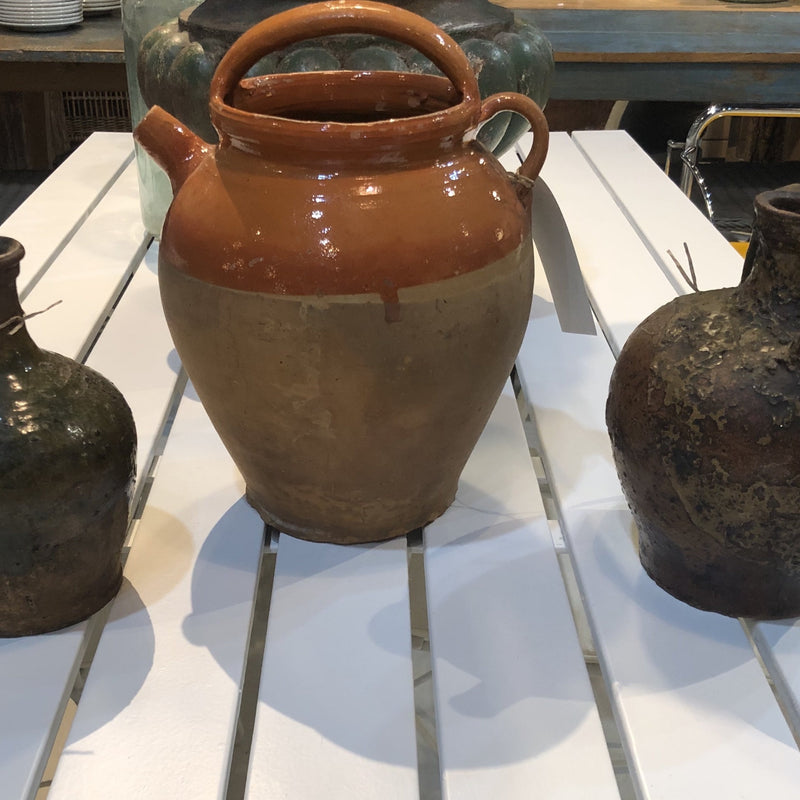 Old Ceramic Pots (Small, Medium & Large)