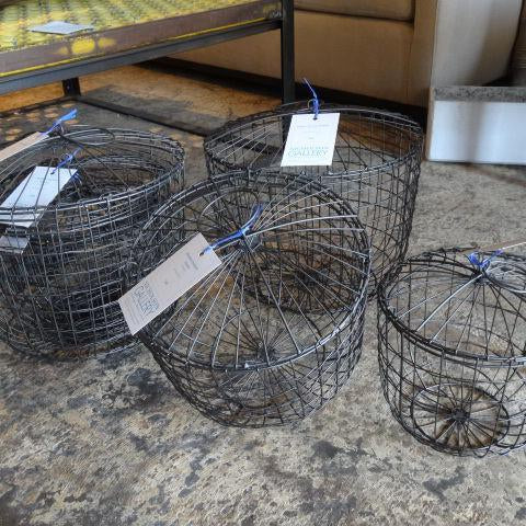 Harvest Wire Nesting Baskets