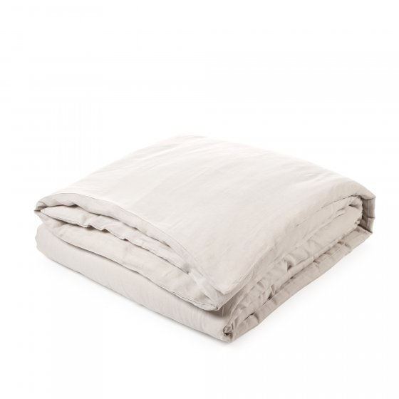 Santiago Duvet Cover - Light Grey
