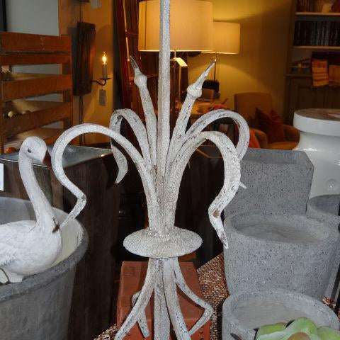 French Iron Finial