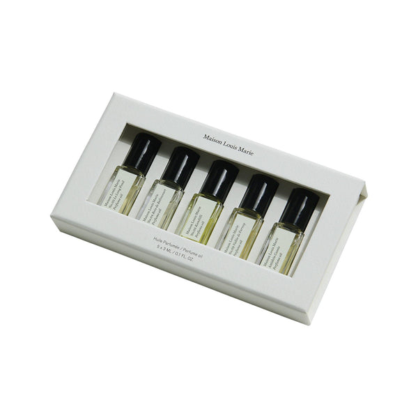 Perfume Oil Discovery Set (Bestseller Fragrances) - afterhours. Hong Kong