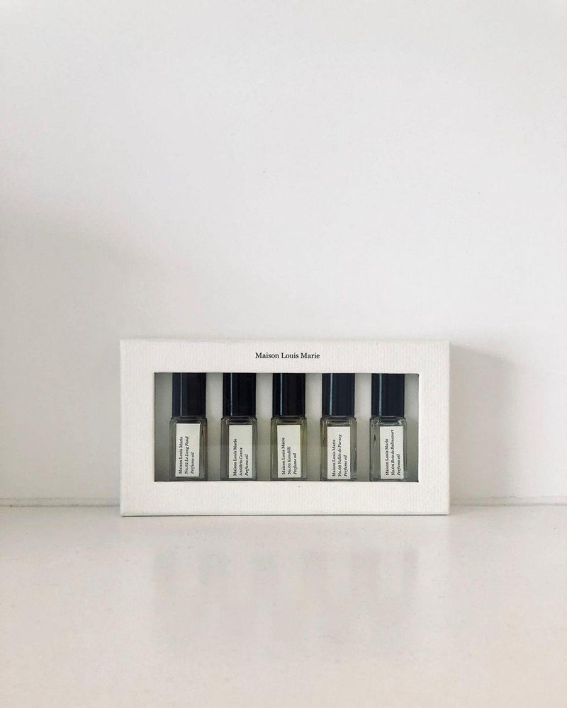 Perfume Oil Discovery Set - Bestseller Fragrances