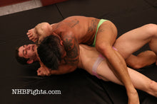 Load image into Gallery viewer, John Wolfboy vs. Christian Thorn