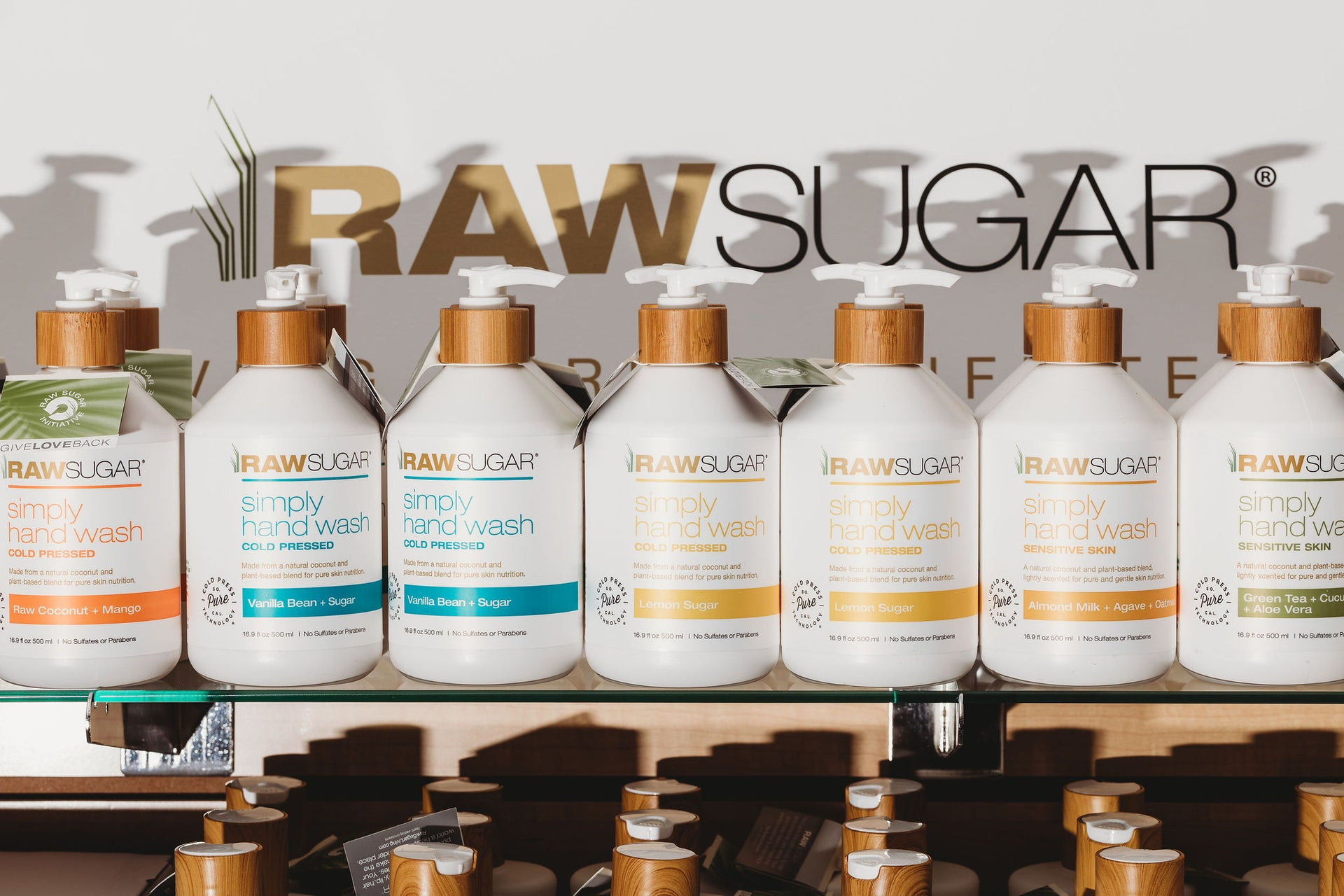 Raw Sugar Living Retailer
