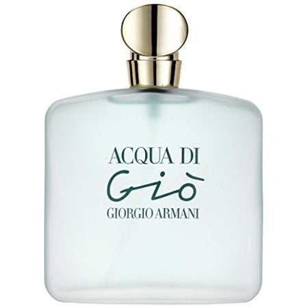 Acqua di Gio Eau De Toilette, Perfume for Women by Giorgio Armani, 3.4 oz