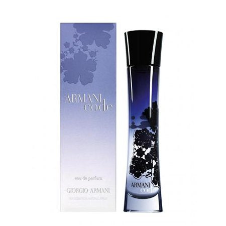Armani Code for Women Eau de Parfum Spray, 2.5 oz