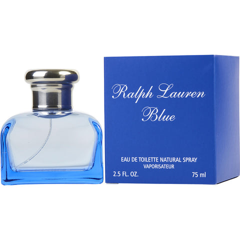 Ralph Lauren Blue Eau de Toilette Spray, 2.5 oz