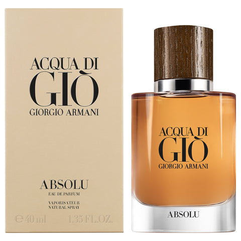 Giorgio Armani Men's Acqua di Giò Absolu Eau de Parfum Spray, 1.35 oz