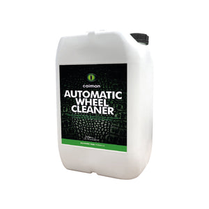 Automatic Wheel Cleaner