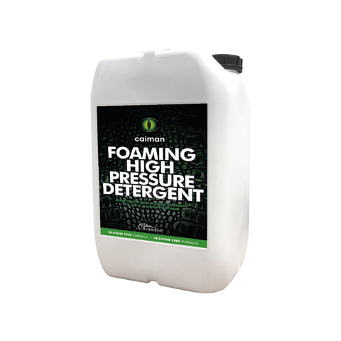 Foaming High Pressure Detergent