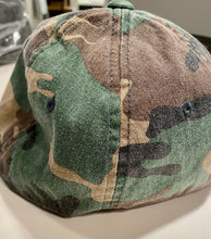 Load image into Gallery viewer, Brand X Camo Hat