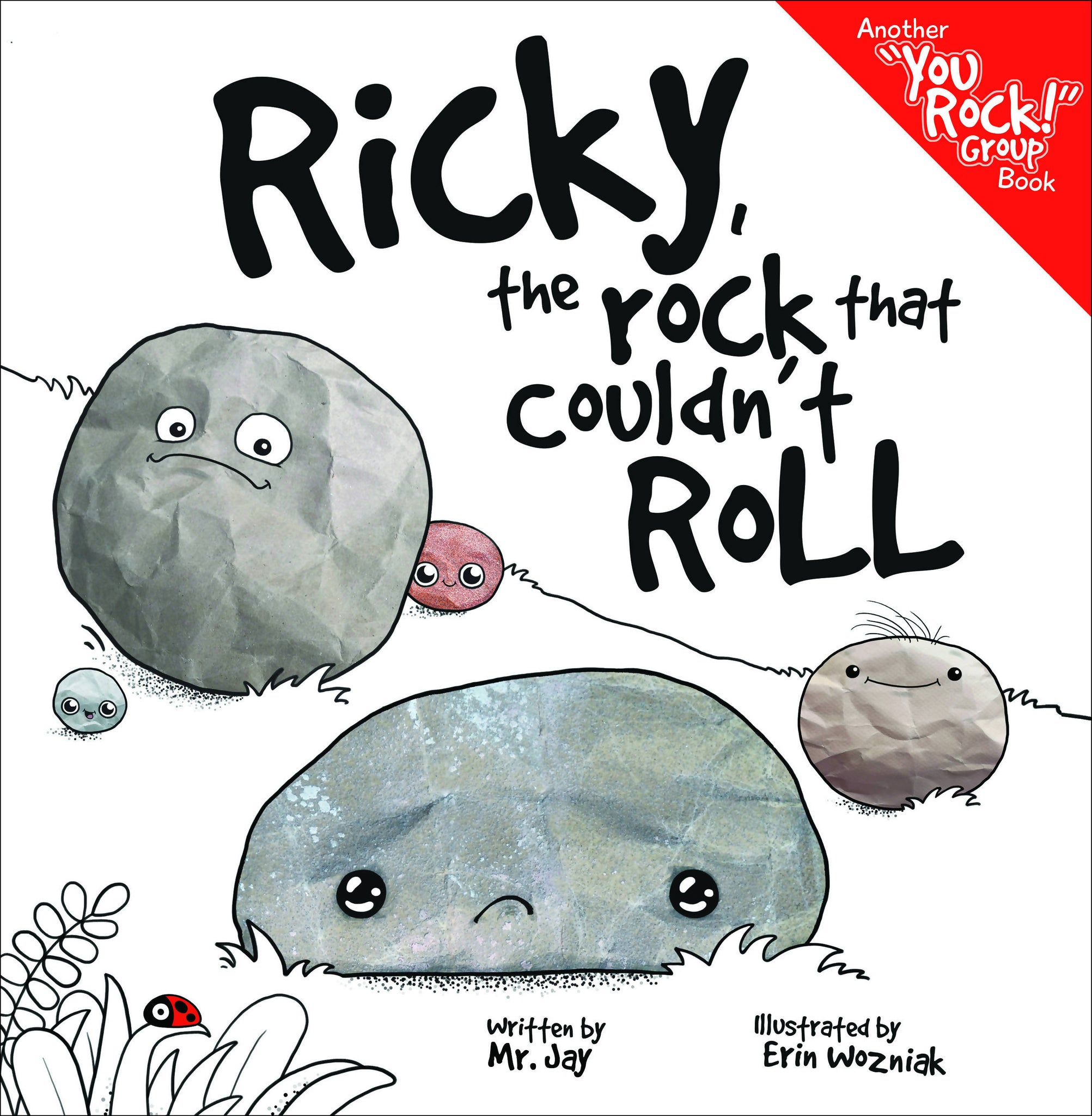 Ricky, the Rock that Couldn't Roll
