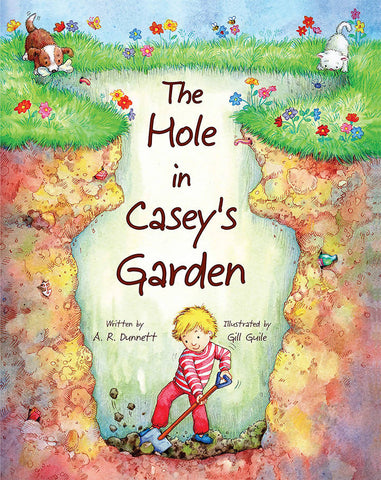 The Hole in Casey's Garden