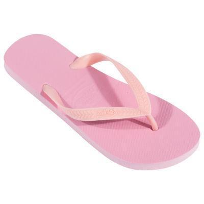 baby roze teenslippers