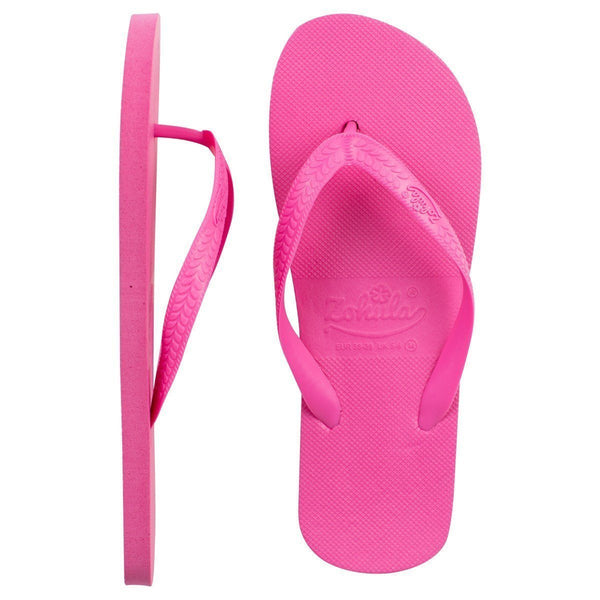 roze slippers