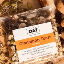 Load image into Gallery viewer, Cinnamon Toast Oatmeal