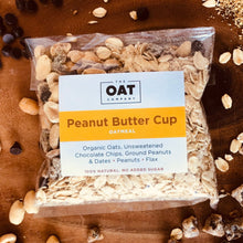 Load image into Gallery viewer, Peanut Butter Cup Oatmeal