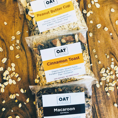 Mixed Oatmeal Packs