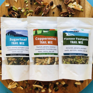 Oat Co. Trail Mixes - 3 pack