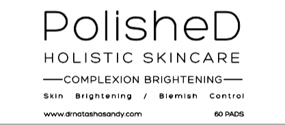 PolisheD Complexion Brightening Pads