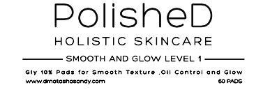 PolisheD Smooth and Glow Level 1  Pads