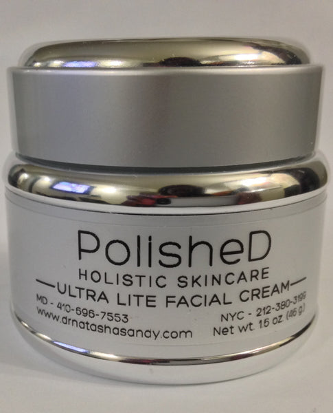 PolisheD Holistic Skincare Moisturizing cream