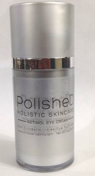 PolisheD Holistic Skincare Eye Cream