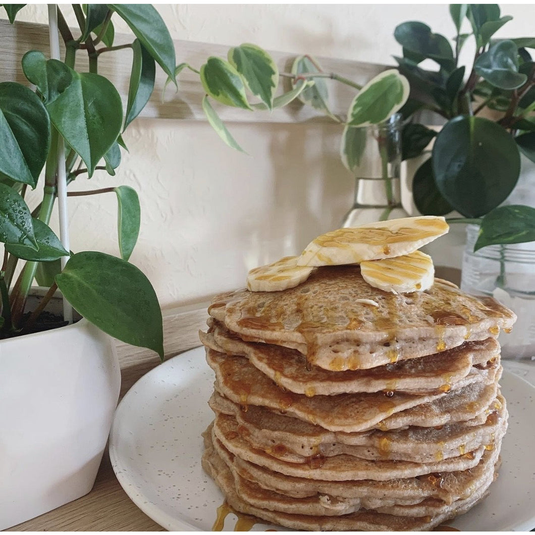Banana Buckwheat Pancake Mix