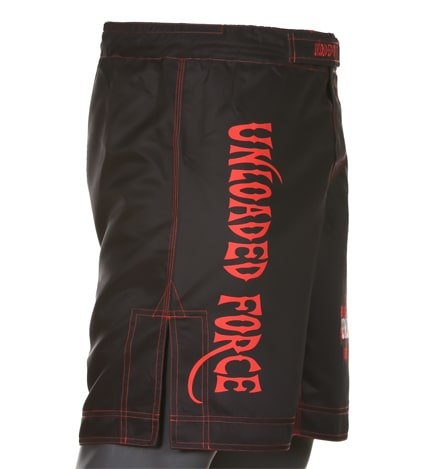 Unloaded Force MMA Shorts - unloadedforce.com