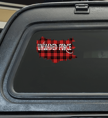 Unloaded Force Decal - unloadedforce.com