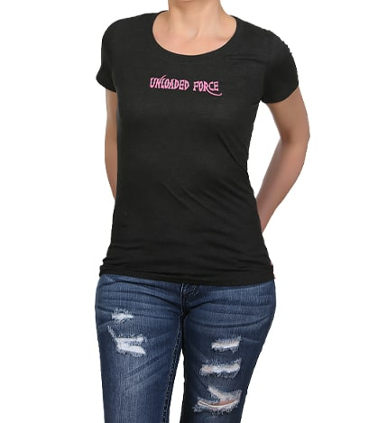Unloaded Force Ladies T-Shirts - unloadedforce.com