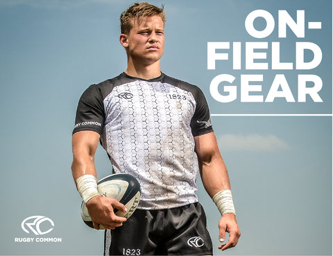RUGBY COMMON On-Field Gear Catalog