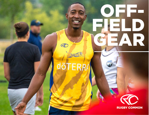RC Off-Field Team Gear Catalog