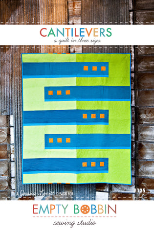 Cantilevers Quilt