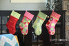 Sleigh Bells Stocking