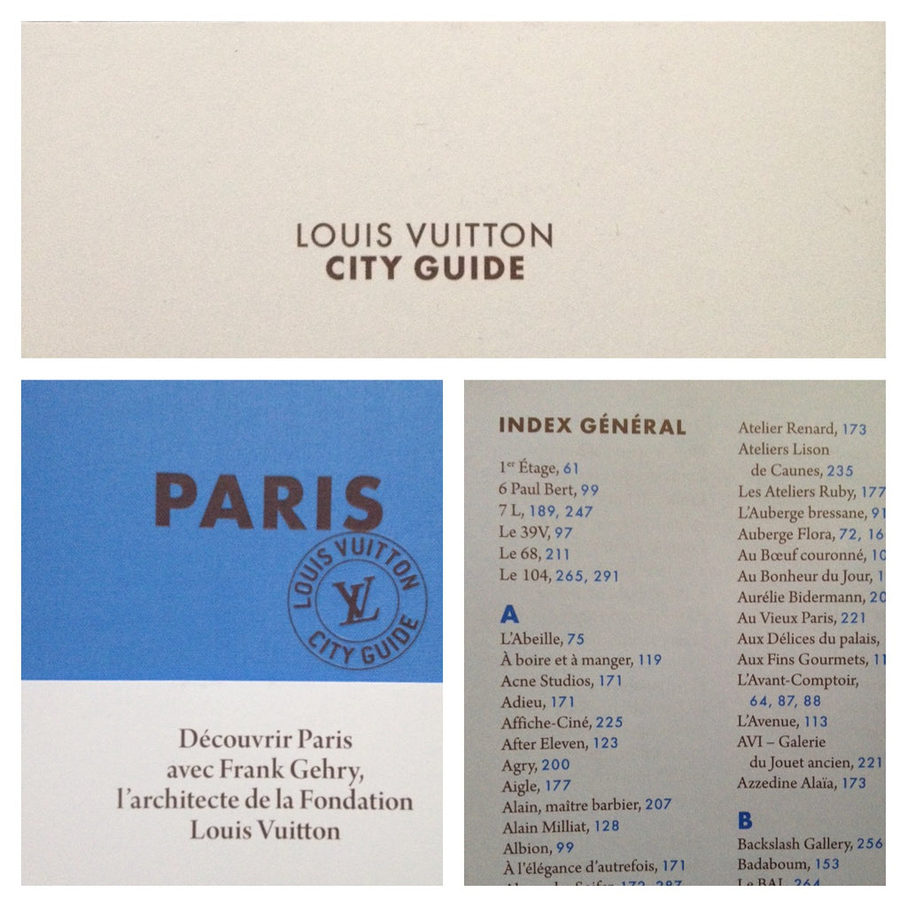 Smarty Q cigarette electronique Louis Vuitton guide Paris