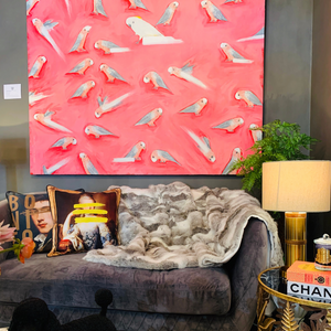 Why you need great art in your home now - Bowerbird on Argyle
