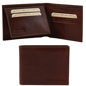 Italian Leather Men's Wallet
